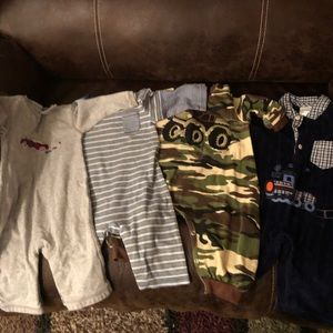 Baby Boys Size 3-6M 1 pc outfits GAP